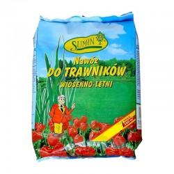 Nawóz do trawników wiosenno letni Sumin 5 kg