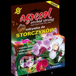 AGRECOL Orchid Strong Regenerum odżywka do storczyków 5x15 ml