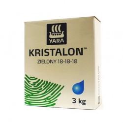 YARA Kristalon 18-18-18 zielony 3 kg