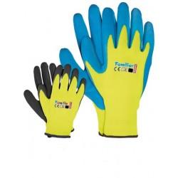 REIS Rękawice ochronne dla dzieci do ogrodu rozmiar 3, 4, 5