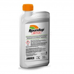MONSANTO Roundup 360 plus preparat na chwasty 1l