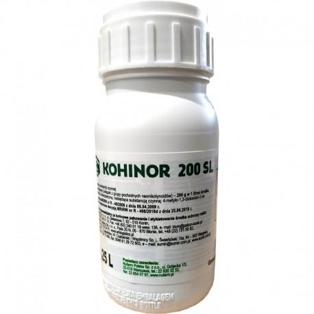 Kohinor 200SL owadobójczy mszyca mączlik 1L
