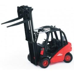 Wózek widłowy Lind H30D Bruder 02511