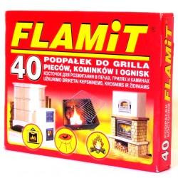 Podpałka do grilla Flamit