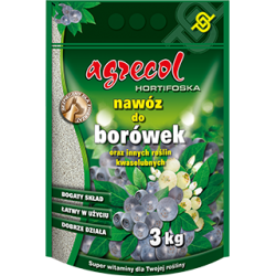 Nawóz hortifoska do borówek 3 kg