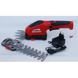 Grizzly AGS 3680 nożyce akumulatorowe do trawy i żywopłotu