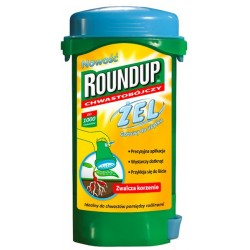 MONSANTO Roundup żel na chwasty 140 ml