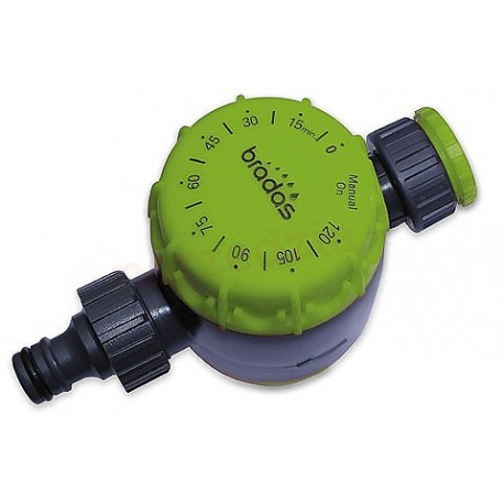 BRADAS zegar przepływu wody