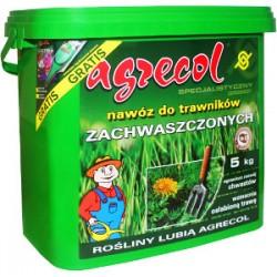 AGRECOL nawóz do trawników zachwaszczonych 5 KG
