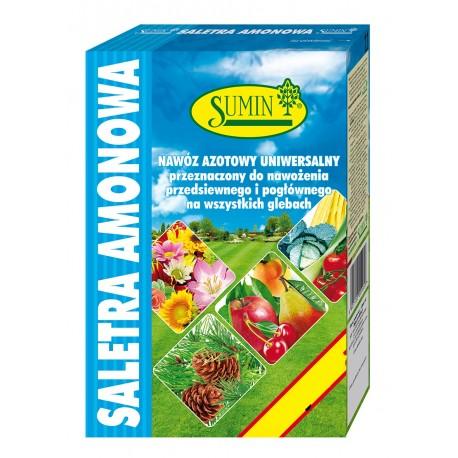 SUMIN Saletra Amonowa uniwersalny nawóz azotowy 3kg