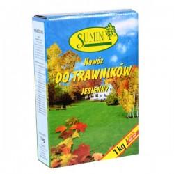 SUMIN nawóz jesienny do trawników 1 KG