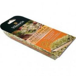 VILMORIN nasiona na kiełki mieszanka delikatna  + kiełkownik 15g