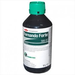 DOW AGRO Fernando Forte 300 EC na chwasty w trawie 1L
