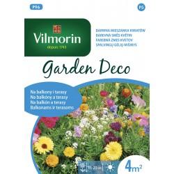 VILMORIN mieszanka kwiatów na balkony i tarasy 8g