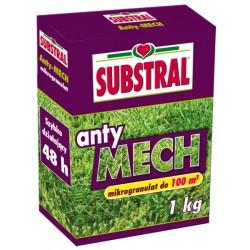 SUBSTRAL antymech na trawniku 1 kg