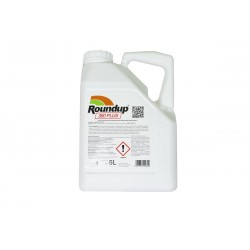 MONSANTO Roundup 360 plus preparat na chwasty 5l