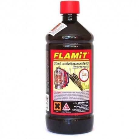 FLAMiT olej na komary do lamp i pochodni 500ml