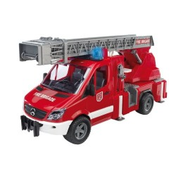 Wóz strażacki Mercedes Sprinter Bruder 02532