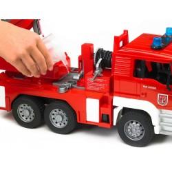 Wóz strażacki man Bruder 02771
