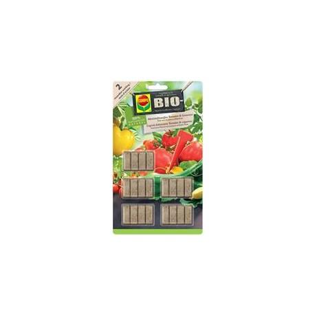 COMPO BIO pałeczki nawozowe do warzyw i ziół 20 szt