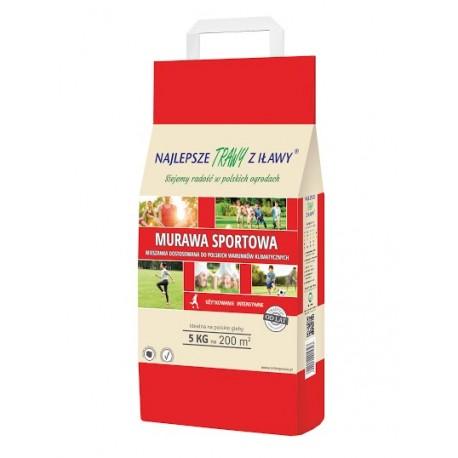 ROLIMPEX trawy z Iławy murawa sportowa 5 kg