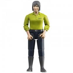 BRUDER 60405 figurka kobiety