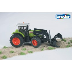 BRUDER 03011 Traktor Claas Atles 936 z ładowaczem
