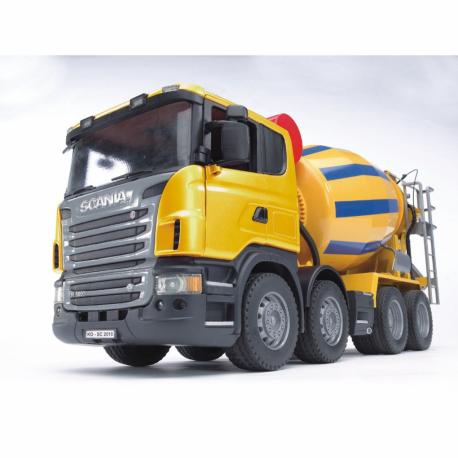 BRUDER 03554 Scania betoniarka