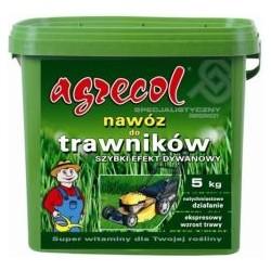 AGRECOL nawóz do trawników szybki efekt dywanowy 5KG